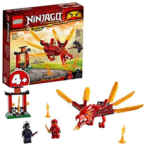 LEGO Dragón de Fuego de Kai