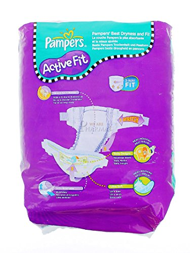 Active fit 5 (11-25 kg) 22 unités
