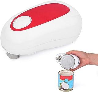 Abrelatas eléctrico, Abridor de latas eléctrico automático con un solo toque, herramienta de cocina para el hogar, abrelat...