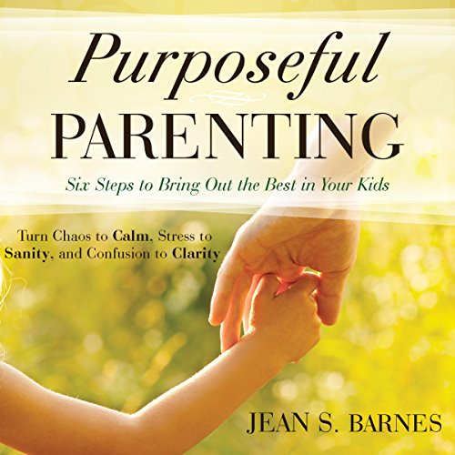 Purposeful Parenting audiobook cover art