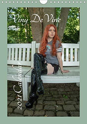 Viny Devine - 2021 Calendar (Wandkalender 2021 DIN A4 hoch)