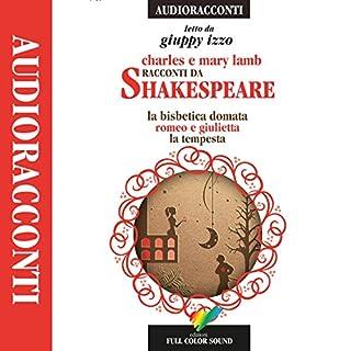 Racconti da Shakespeare: La bisbetica domata / Romeo e Giulietta / La tempesta copertina