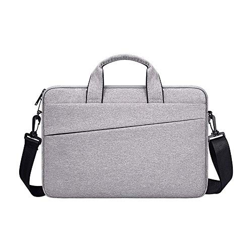 Laptop Bag Waterproof Business Briefcase with Shoulder Straps to fit up to 15.6Inch for Travel Business and College