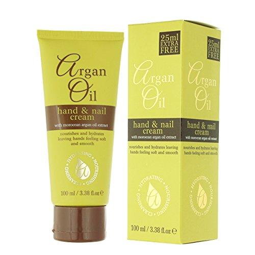 Huile D'Argan Crème Main Et Ongles 100ml