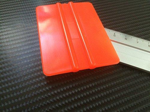 Leon-Folien Mini Kunststoff Rakel - Auto Folien - Folierung - Tönungsfolie - Aufkleber