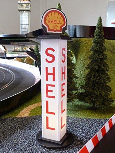 Slotcar Dekoration Shell Turm in 1:32 Kunststoff für Carrera Digital