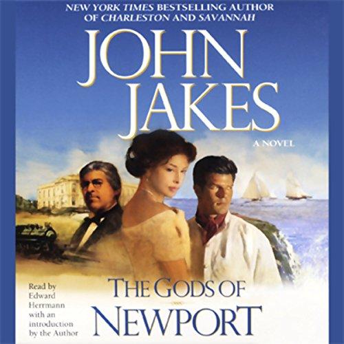 The Gods of Newport cover art