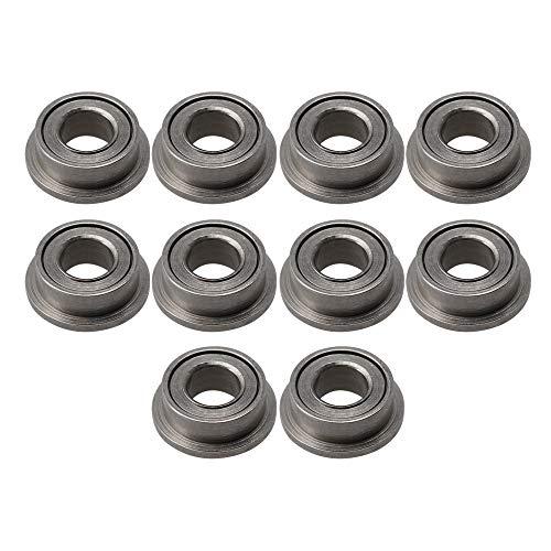 CNBTR Mini-Kugellager, geräuschlos, mit Gleitkugeln, 10 Stück, M6181223018, 3x6x2.5mm