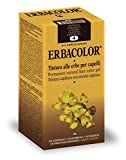 Erbacolor - Tintura alle erbe n. 16 - Castano dorato