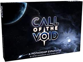 Mothership: Call of The Void Expansion
