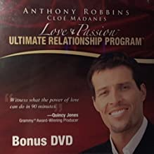 Anthony Robbins and Cloe Madanes - Love & Passion - Ultimate Relationship Program - Bonus DVD [DVD]