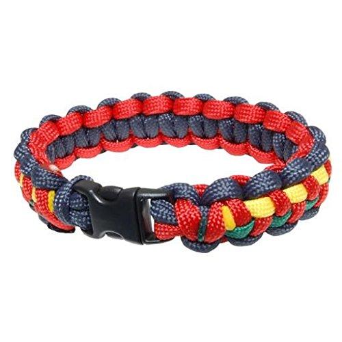 Générique Royal Marines Bracelet de Survie en paracorde