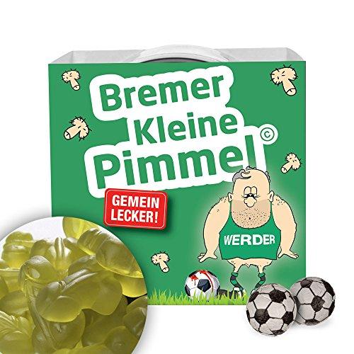 Bremen Bademantel ist jetzt KLEINE PIMMEL für Bremen-Fans | Hamburg & St. Pauli Fans Aufgepasst Geschenk für Männer-Freunde-Kollegen