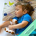 Celeep-Baby-Pillow-Set-2-Pack-13-x-18-Inches-Organic-Toddler-Bedding-Small-Pillow-Baby-Pillow-with-100-Natural-Cotton-Cover