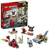 LEGO- Juniors Squalo all'Attacco, Multicolore, 10739