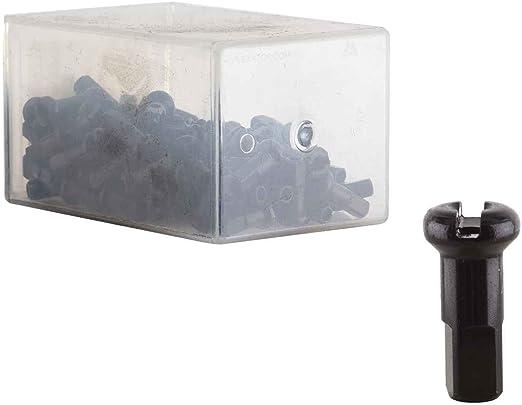 Qty:8 DT Swiss Competition J Bend 14 1.8 mm Spoke Black Inc Nipple 15 G = 2