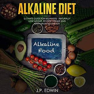 Alkaline Diet: Ultimate Guide for Beginners audiobook cover art