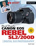 David Busch's Canon EOS Rebel SL2/200D Guide to Digital SLR Photography (The David Busch Camera Guide Series)