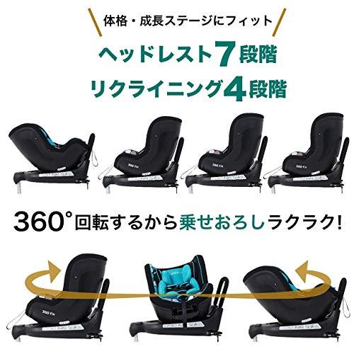 日本育児『バンビーノ360Fix』