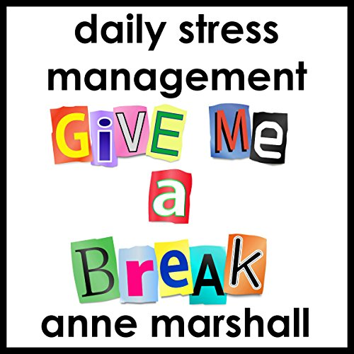 Daily Stress Management audiobook cover art