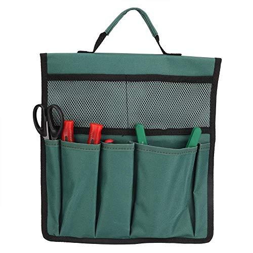Bolsa para herramientas, bolsa para herramientas de jardín, multifunción, liviana para artículos pequeños y medianos.