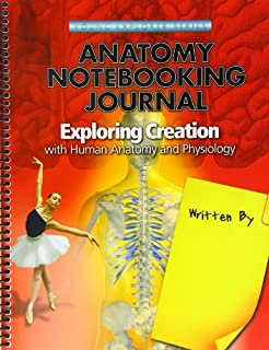 By Jeannie K. Fulbright Anatomy Notebooking Journal (Young Explorer Series) (Young Explorer (Apologia Educational Ministries [Spiral-bound]