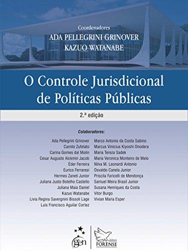 O Controle Jurisdicional de Políticas Públicas