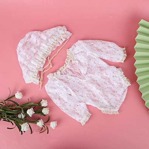 Traje de accesorios de fotografa de ropa de princesa para sesin de fotos para ropa fotogrfica(white)