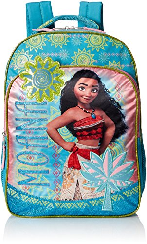 Disney Girls' Moana 16inch Backpack