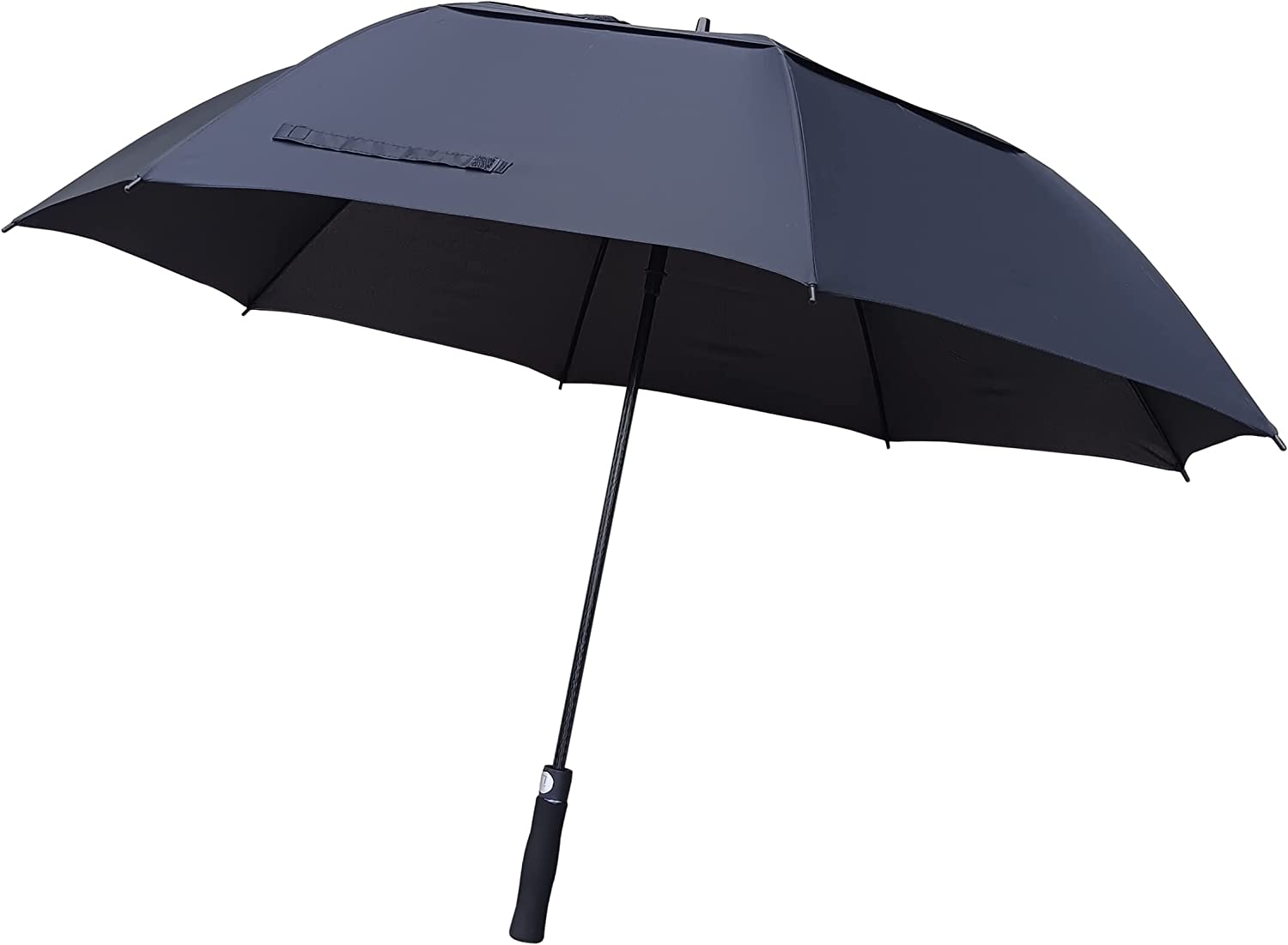 New Free Shipping 62 New product Inch Extra Large Golf Open Ov Automatic Umbrella