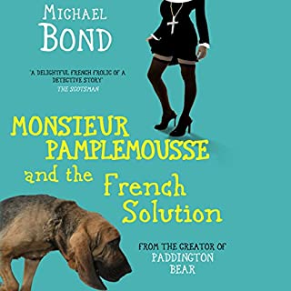Monsieur Pamplemousse and the French Solution cover art