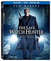 Last Witch Hunter [Blu-ray] [Import]