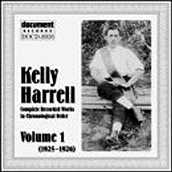 Kelly Harrell Vol. 1 (1925-1926)