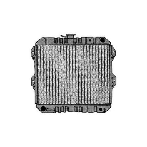 CSF 84-95 Toyota 4Runner/86-95 Toyota Pickup Radiator 3 ROW/