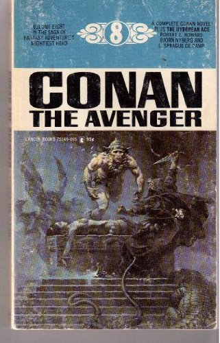 Conan the Avenger (Lancer Conan, 10) 0447751492 Book Cover