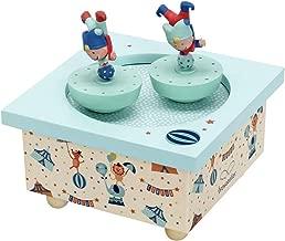 spinning music box