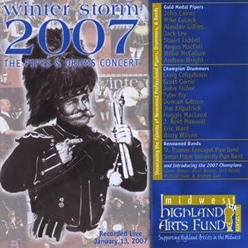 MIDWEST HIGHLAND ARTS FUND: WINTER STORM 2007