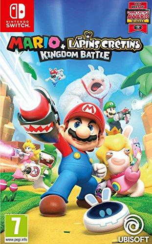 Mario + The Lapins Crétins: Kingdom Battle [Importación francesa]