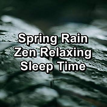 Spring Rain Zen Relaxing Sleep Time