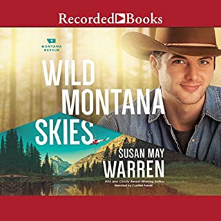 Wild Montana Skies audiobook cover art