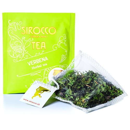 Sirocco Tee Verbena - mit echtem Eisenkraut aus Paraguay