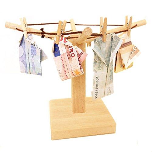 Geld- und Fotowäschespinne