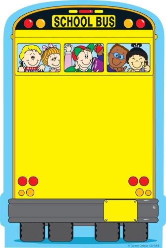 Bloco de notas Carson Dellosa School Bus (9206)