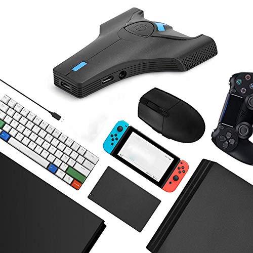 Gaming-Tastatur Mausadapter & Konverter PG-NS0930 Tastatur- und Mausadapter/Gaming-Controller für PC/PS4/XBOX ONE/PS3/für Nintendo Switch Game Console