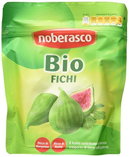 Bio Fichi Noberasco 04190- Fichi Secchi Biologici Confezione da 10 Pezzi da 200G
