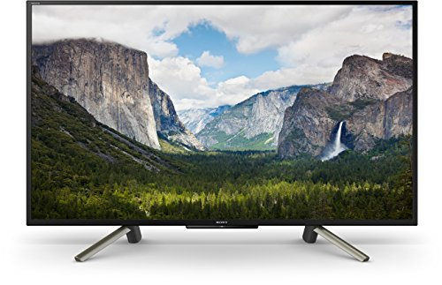 "Sony KDL-43WF665 Bravia 109,2 cm (43"") Full HD Smart TV Wi-Fi Nero, Argento"