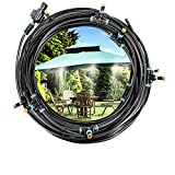 Fulltime E-Gadget Gartenschlauch Trampolin Sprinkler, Sommer Wasserspielspielzeug Outdoor Wasserspiele Für Kinder 6 M