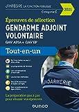 Epreuves de sélection Gendarme adjoint volontaire 2021 - GAV APJA - GAV EP - GAV APJA - GAV EP (2021)