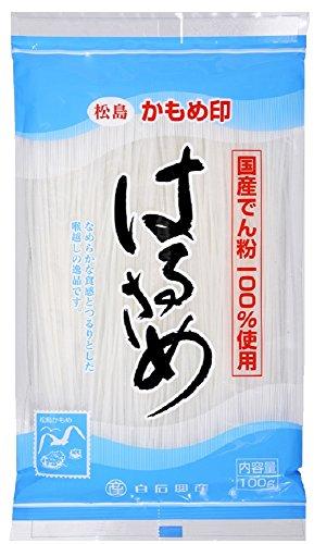 白石興産 かもめはるさめ(国産原料100%) 100g×30袋
