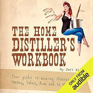 The Home Distiller's Workbook cover art